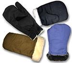 рукавицы утепленные